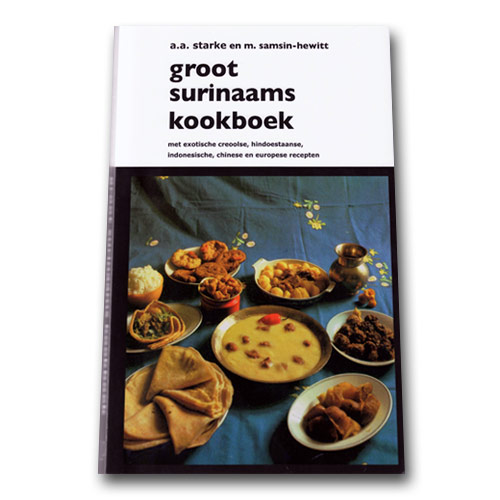 Groot Surinaams Kookboek