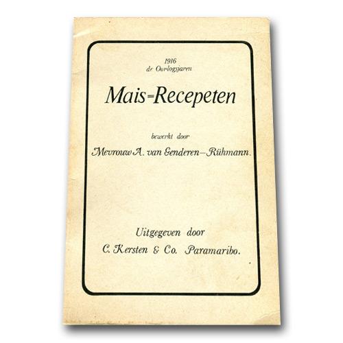 Boekje Mais-recepten
